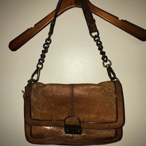 Authentic Vintage Fossil Purse Genuine Leather